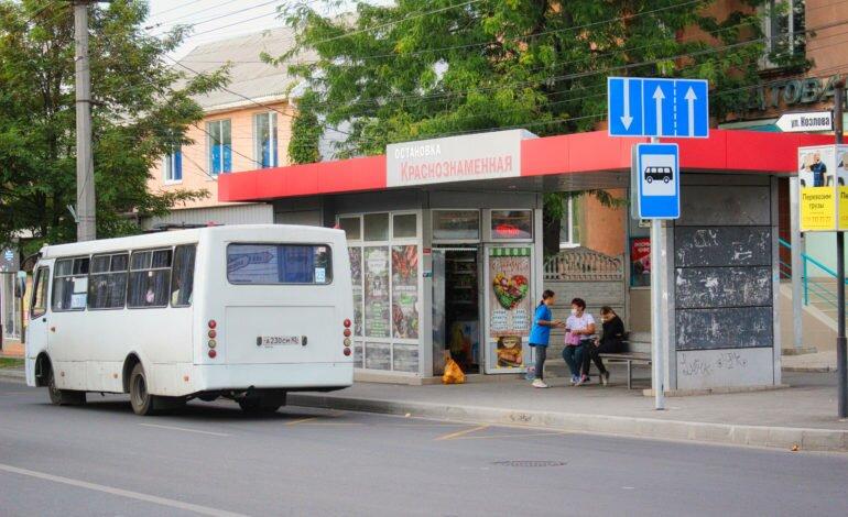 В Симферополе некому возить пассажиров